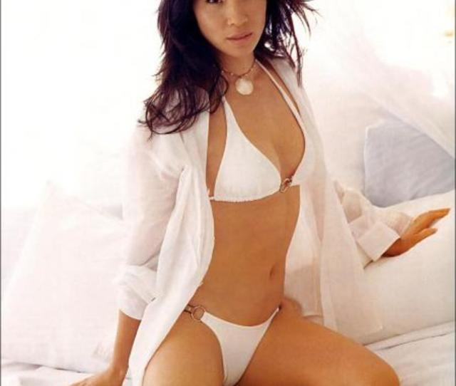 Lucy Liu From Charlies Angels And Kill Bill Fame