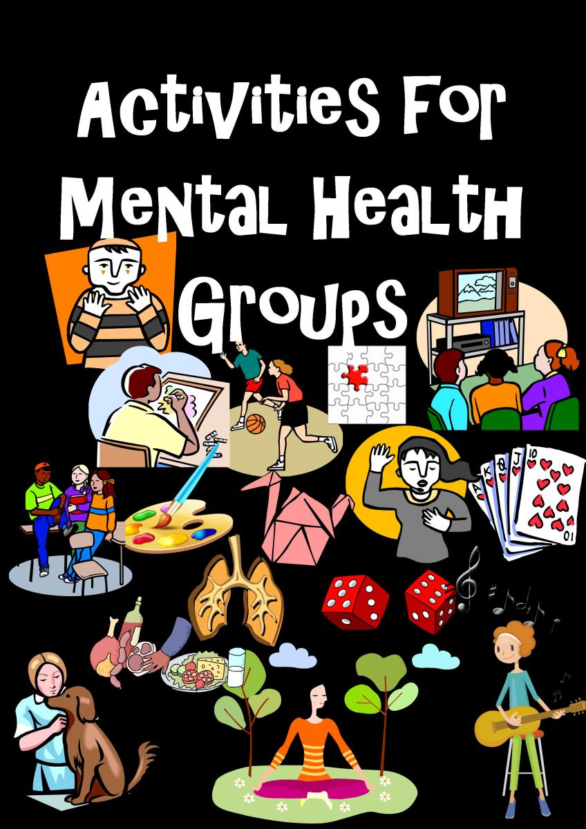 Activities For Mental Health Groups