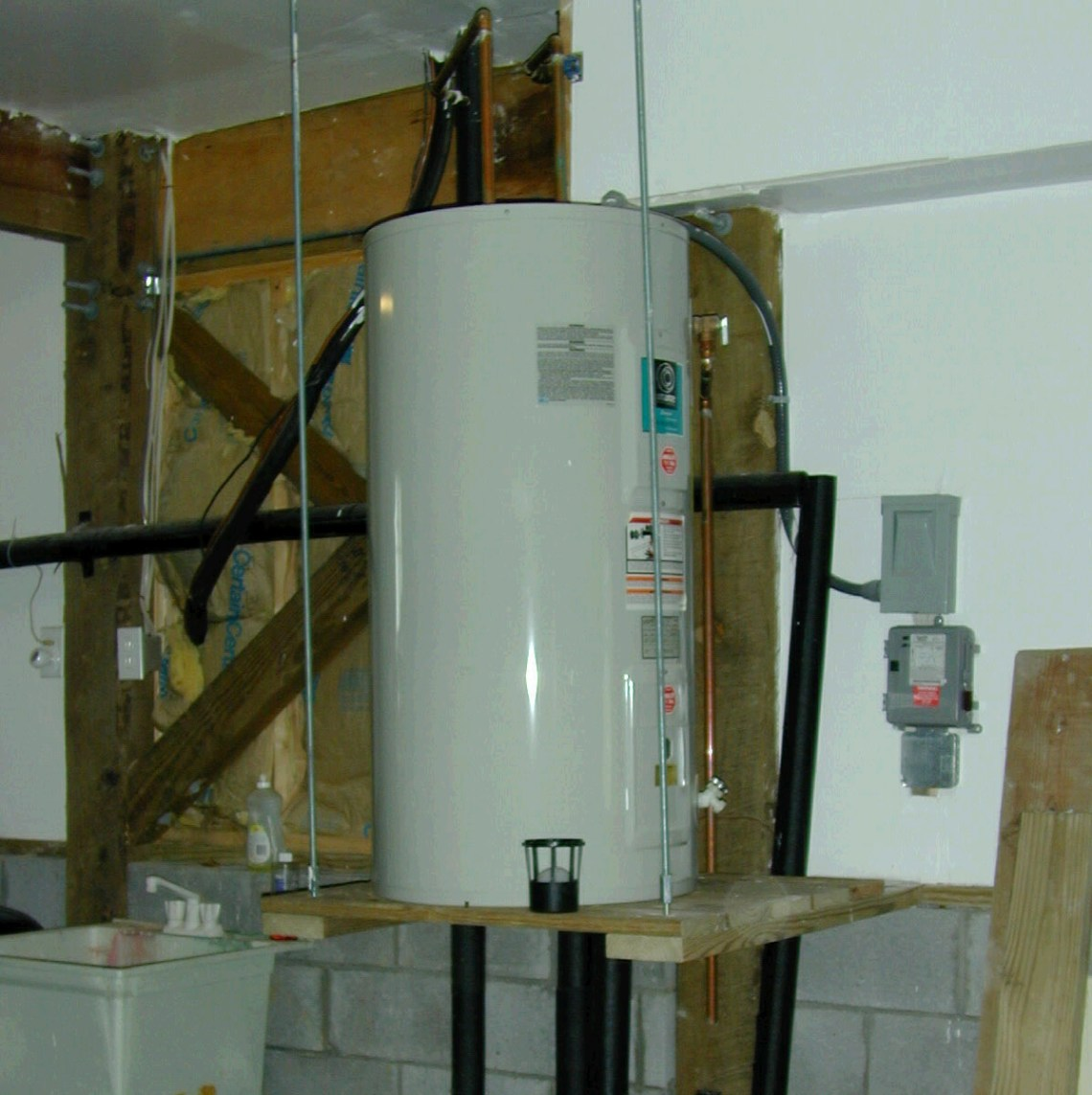 Image Result For How Long Does It Take To Install A Water Heater