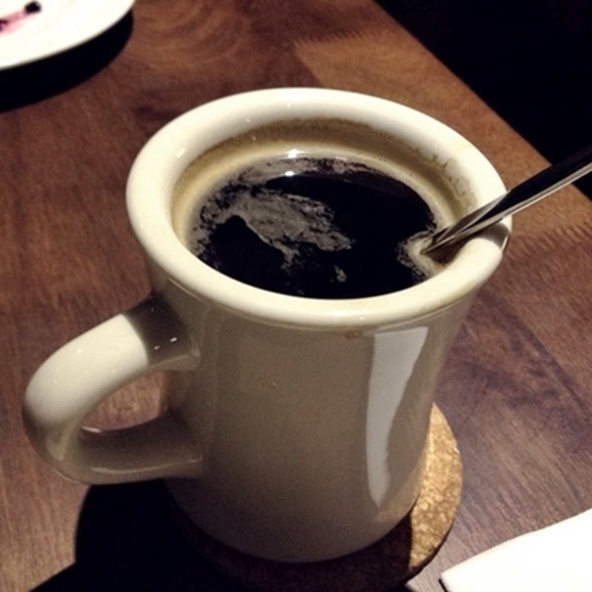 Typical American coffee