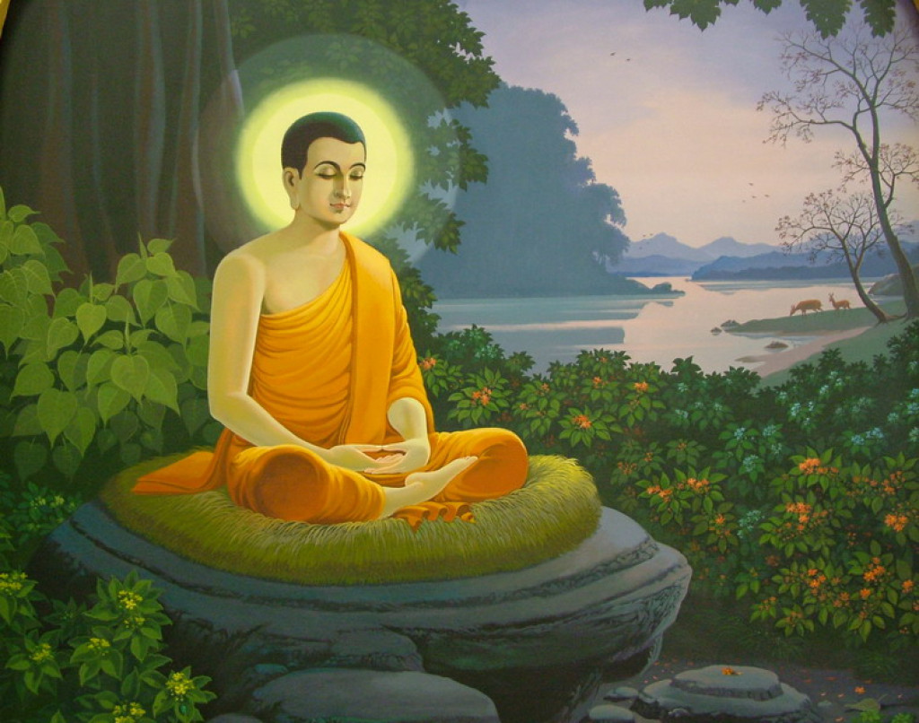 Hinayana and mahayana Buddhism