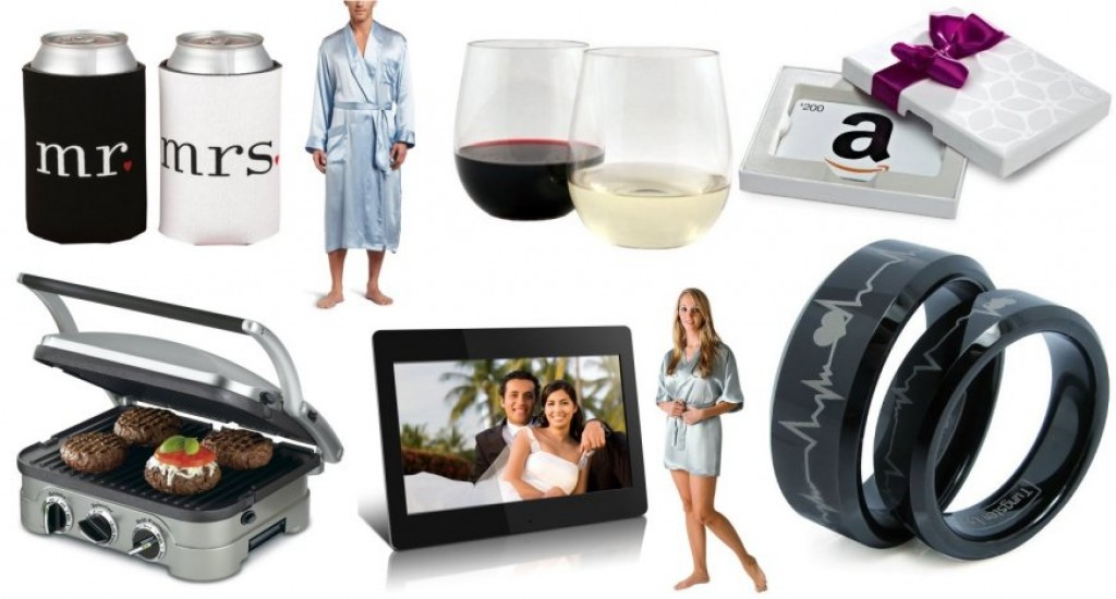 Wedding Gift Ideas: Traditional And Creative Gift Ideas
