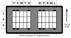Ddec3 Ecm Wiring Diagram  Wiring Diagram