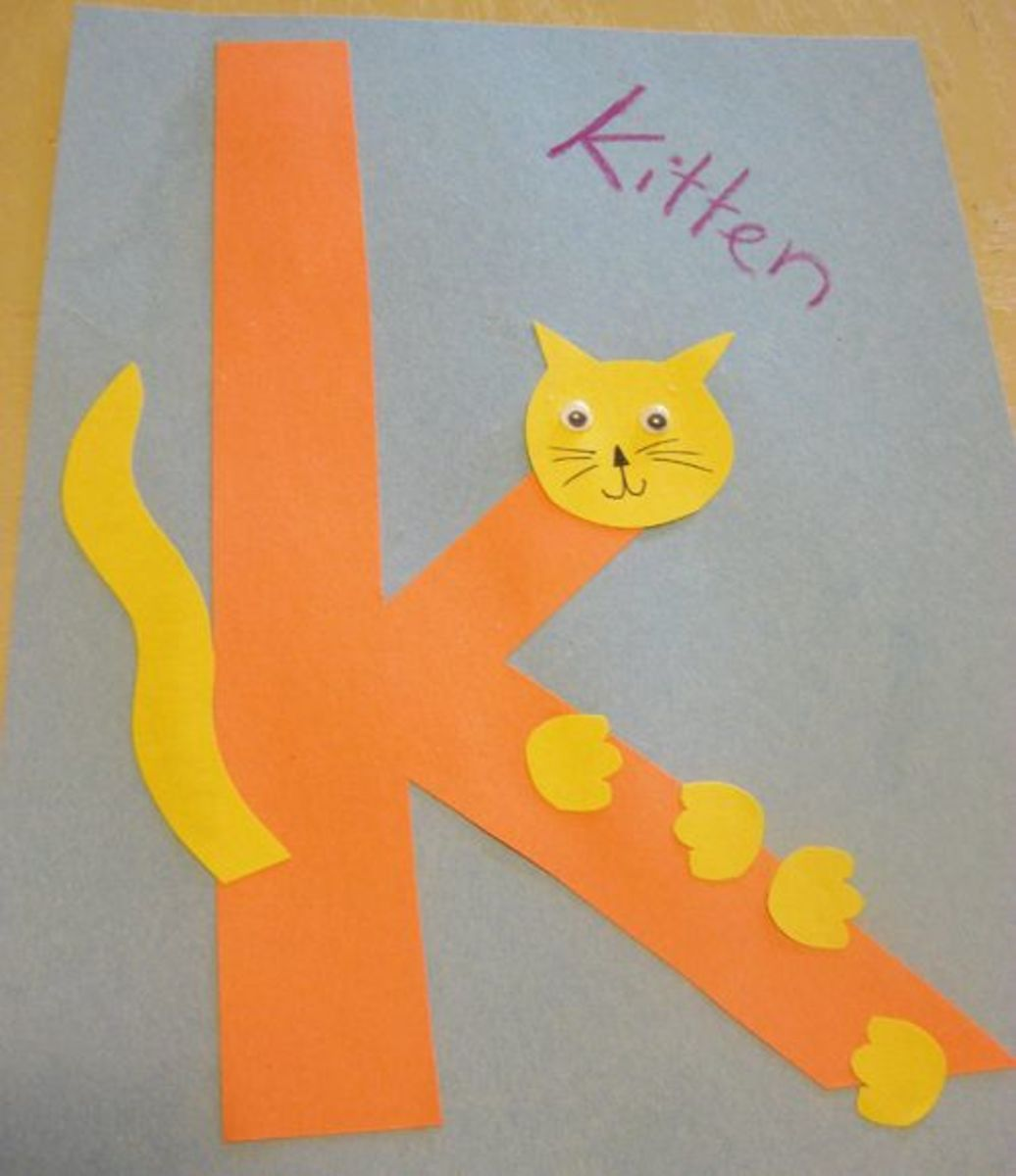 Letter K Alphabet Activities For Kids