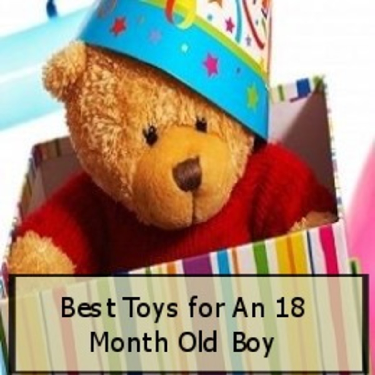 Things To Do With And Activities For 18 Month Old