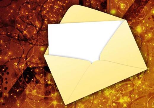 Wedding Invitation Stuffing Envelopes