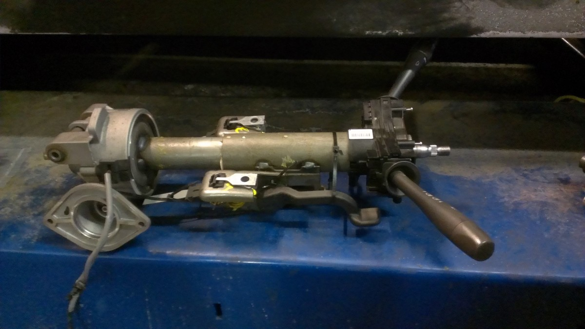 Turn Rockwell Steering Front Angle
