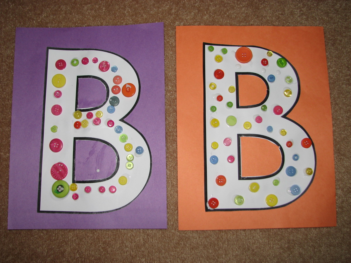 Letter B Activities And More For Kids
