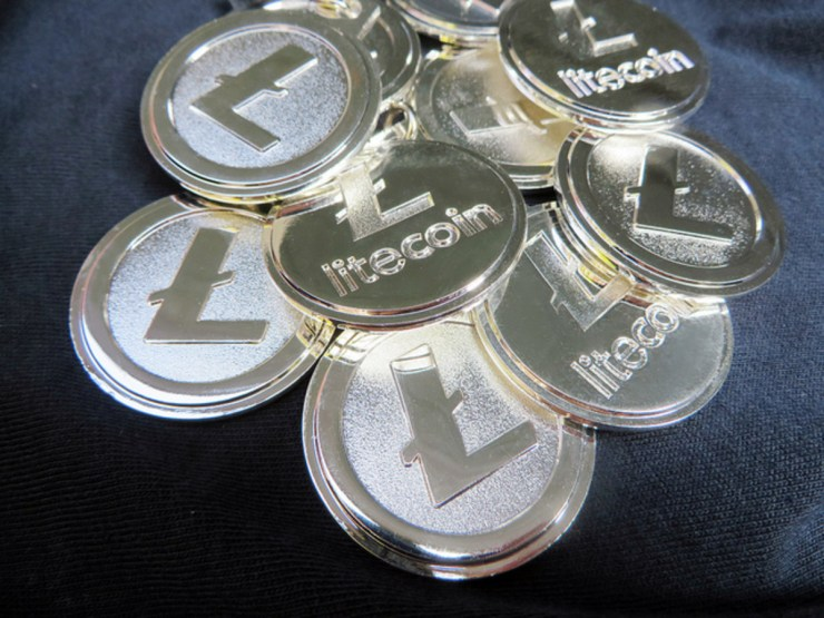 Litecoin is a competitive alternative to Bitcoin (CC BY 2.0).