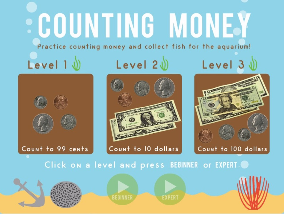 Money Math Games Amp Apps For Counting Coins And Bills