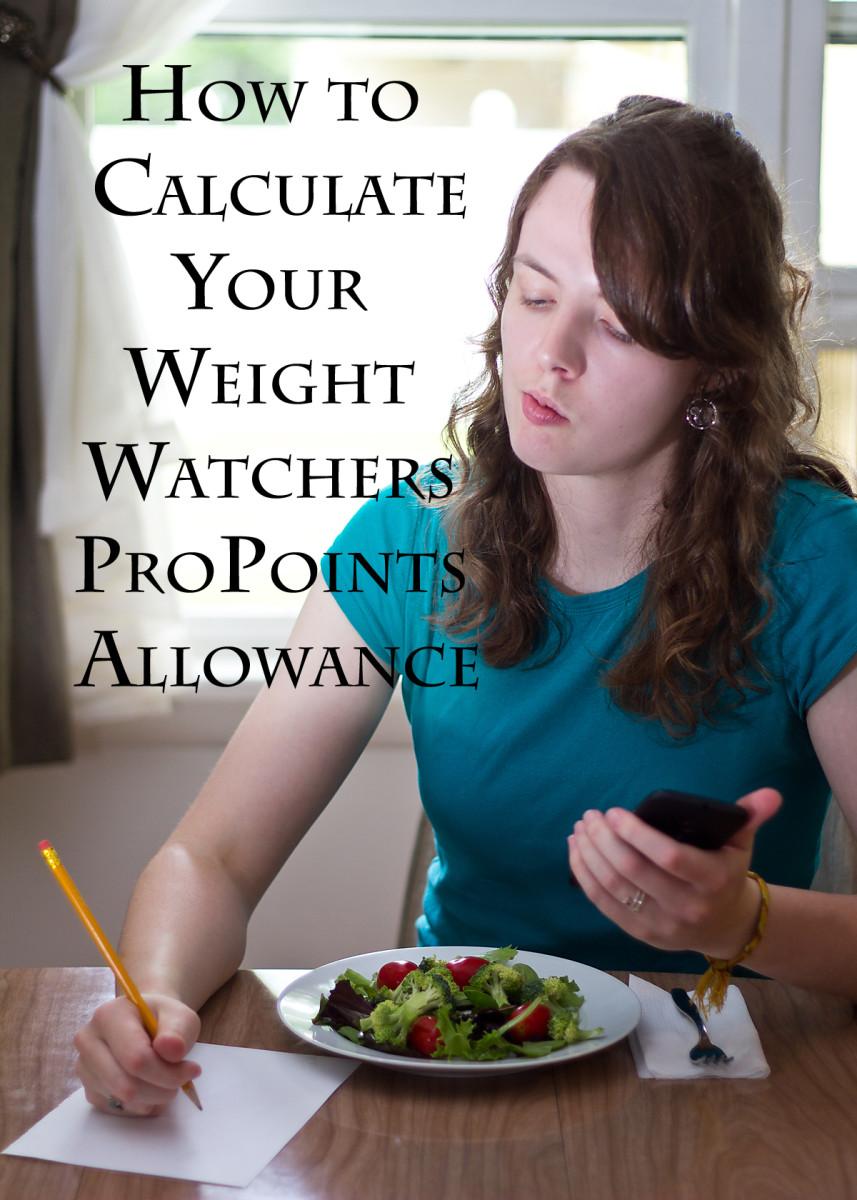Weight Watchers Food Plan
