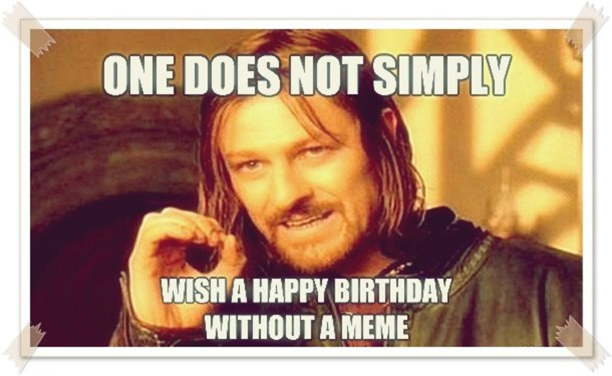 Image of: Birthday Wishes Happy Birthday Meme For Friends With Funny Poems Happy Wishes Happy Birthday Meme For Friends With Funny Poems Hubpages