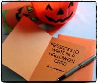 happy halloween business message