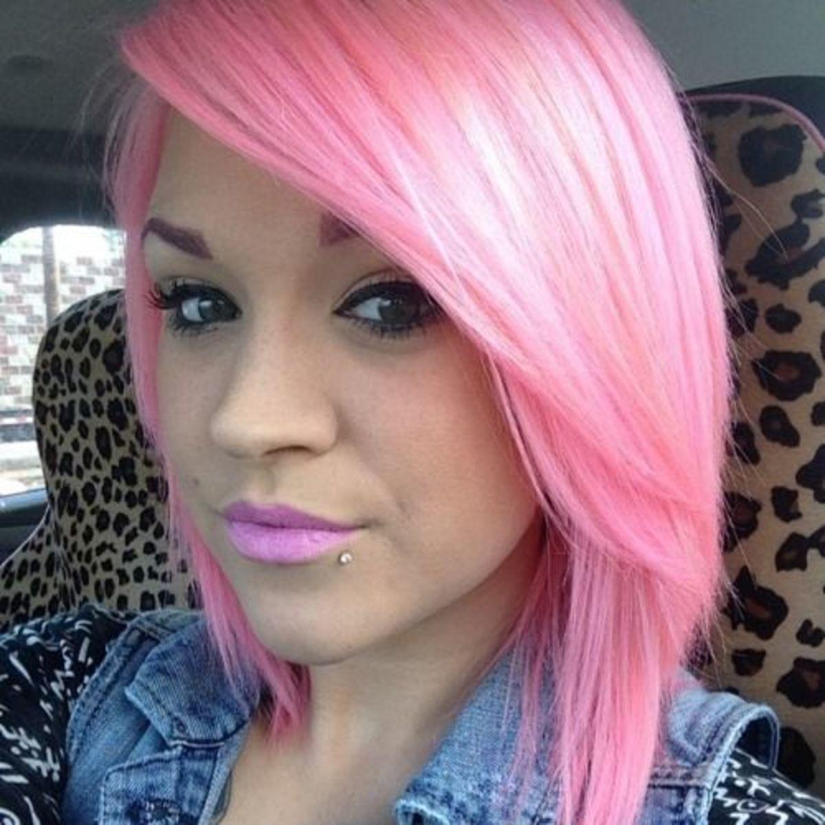 Diy Hair 10 Pink Hair Color Ideas