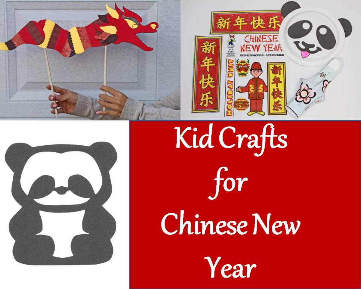 Kid Crafts For Chinese New Year Quick And Easy Printables And Projects For Lunar New Year