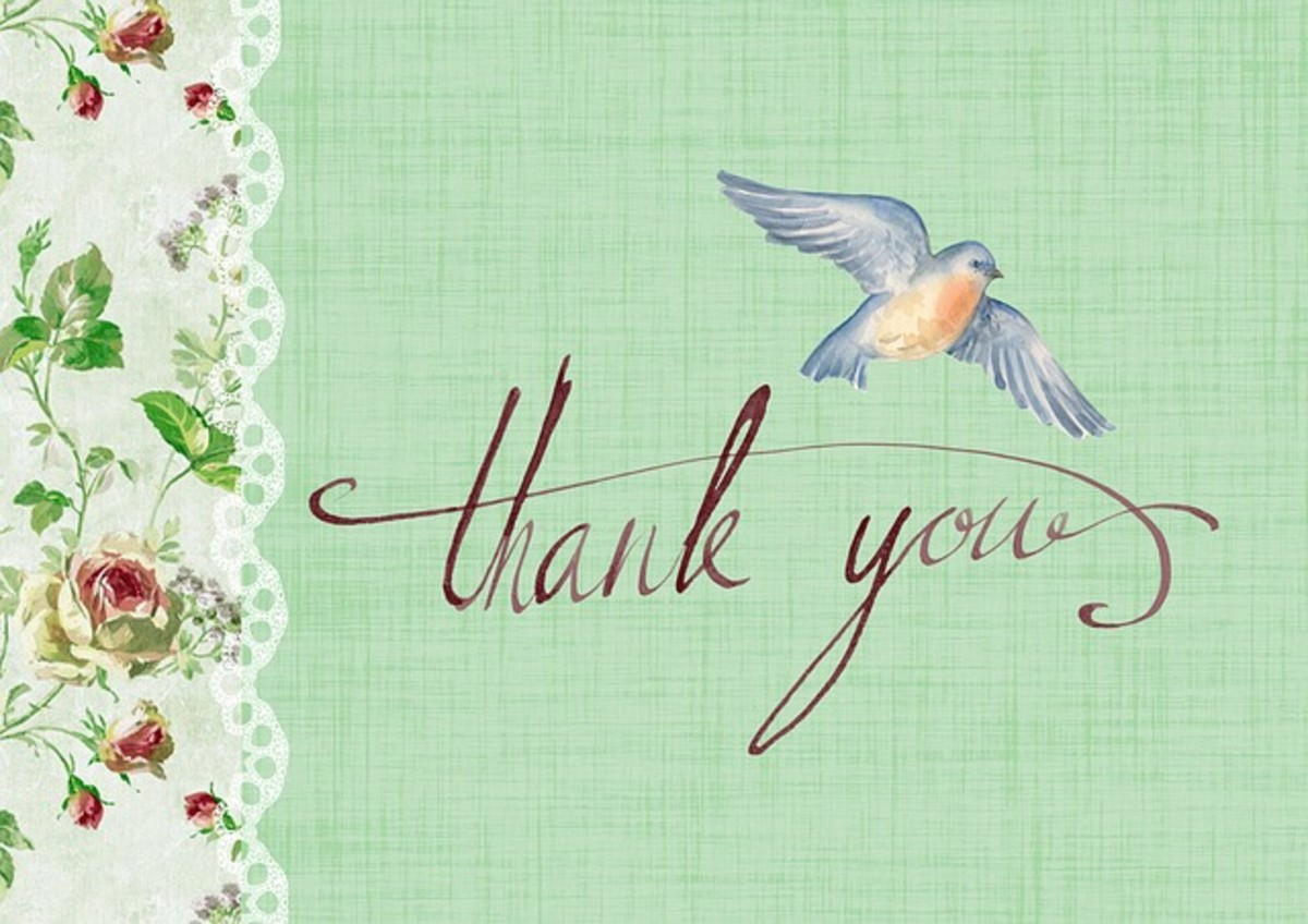 How To Write Thank You Notes People Will Love HubPages