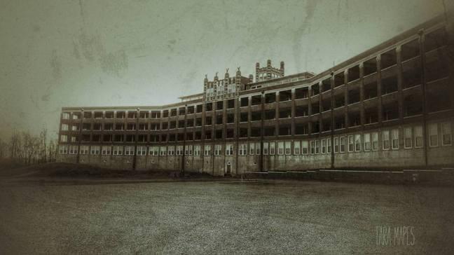 Risultati immagini per waverly hills sanatorium