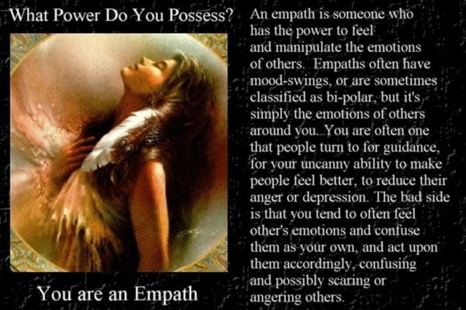 Noticing Empath Characteristics | HubPages
