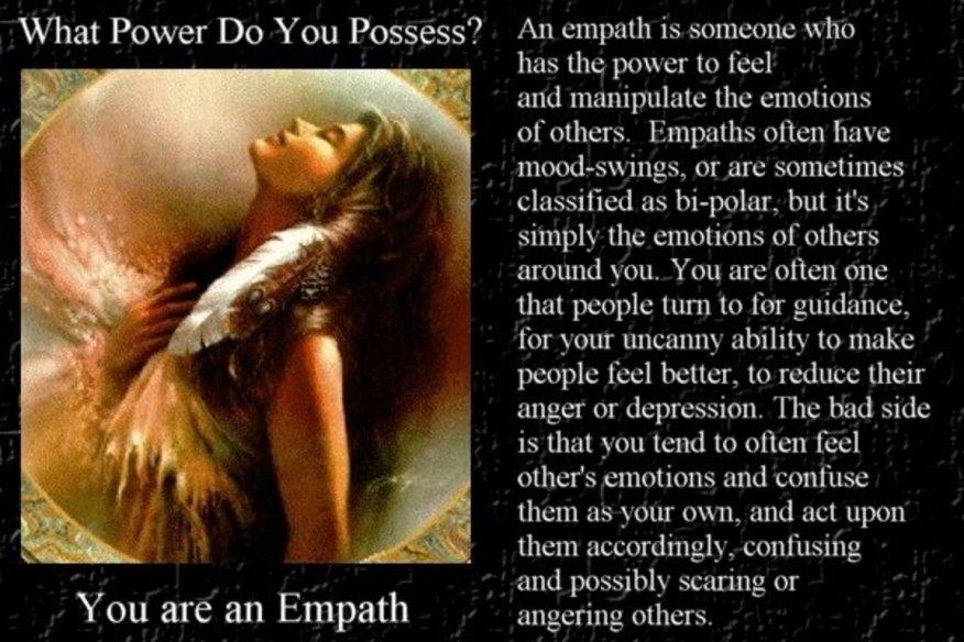 Noticing Empath Characteristics | HubPages