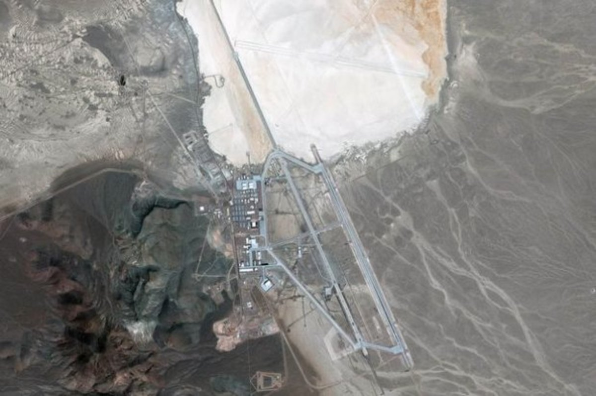 The Not So Secret History Of Area 51