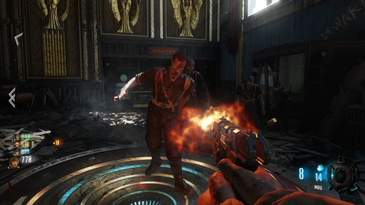 """Black Ops 3 Zombies"" Chronicles Kino Der Toten: Strategy"