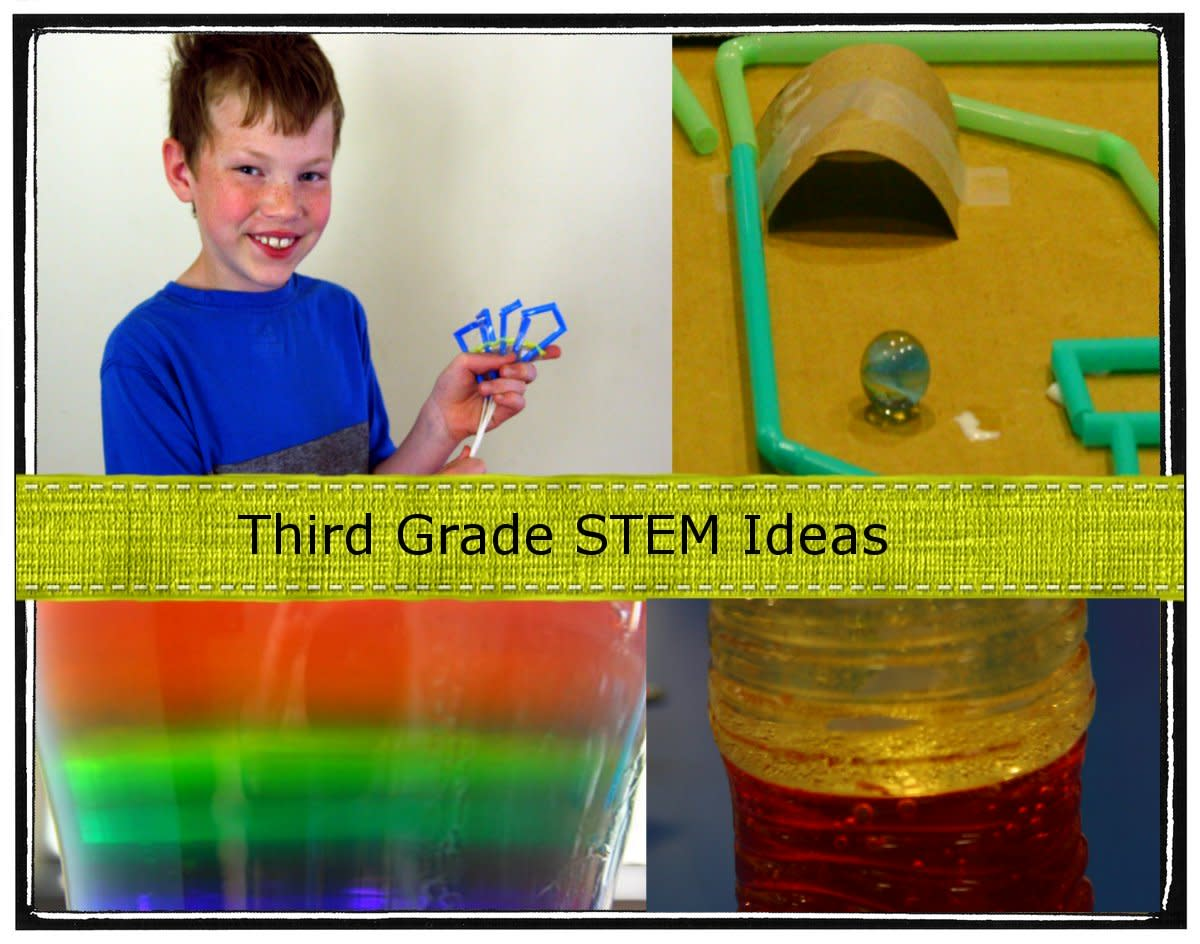 Easy Stem Activities For 3rd Graders