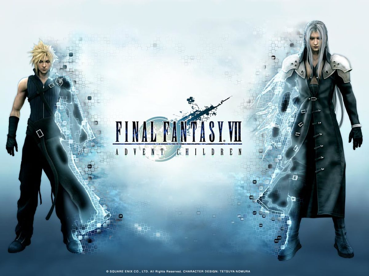 Top 6 Strongest Characters In The Final Fantasy 7 Universe