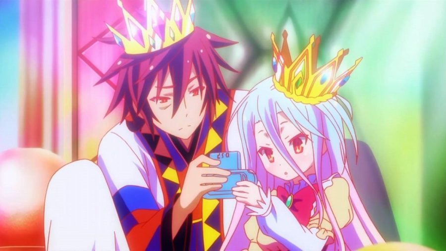 7 Anime Like  No Game No Life    ReelRundown No Game No Life