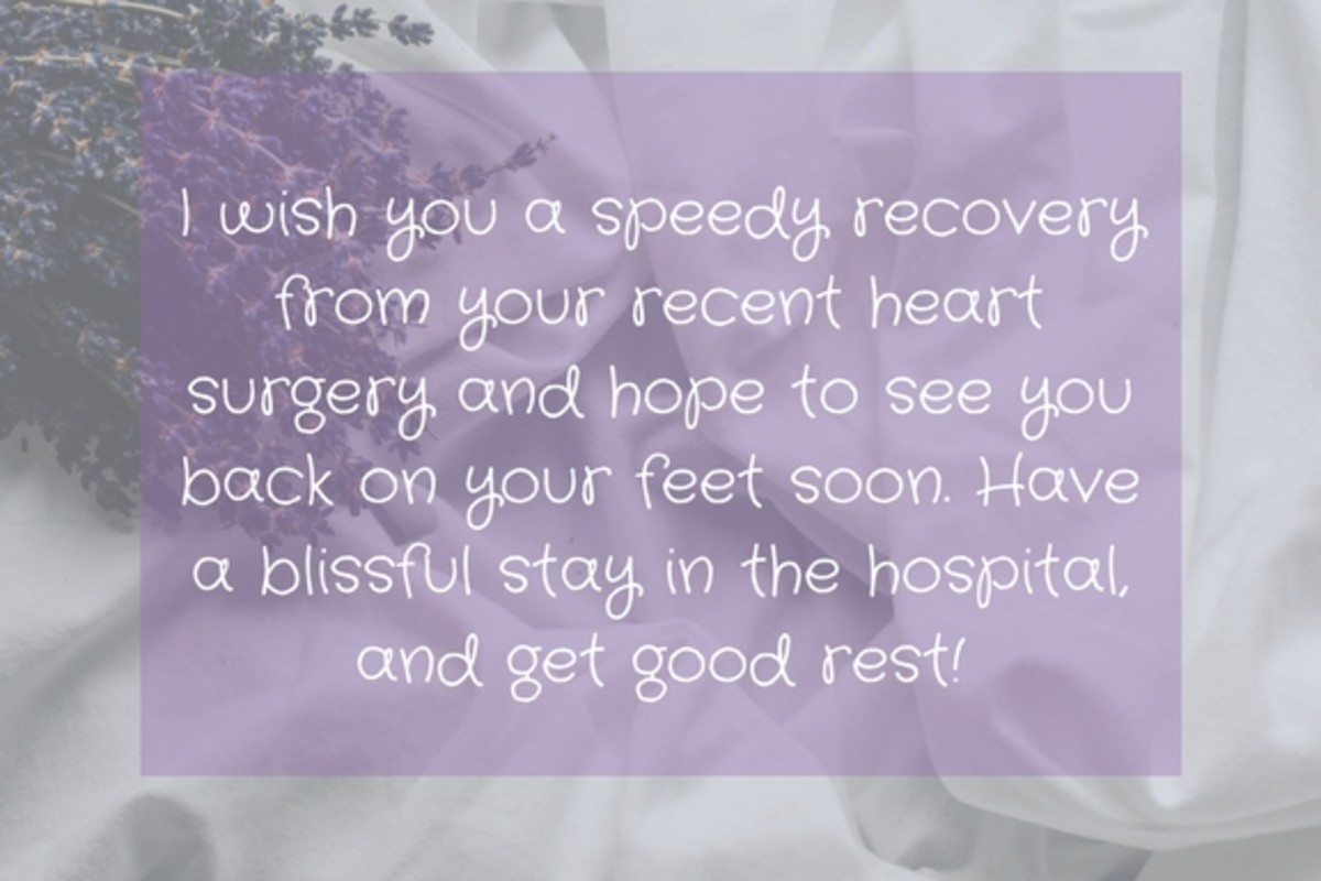How To Write Get Well Soon Messages And Wishes After Surgery Holidappy