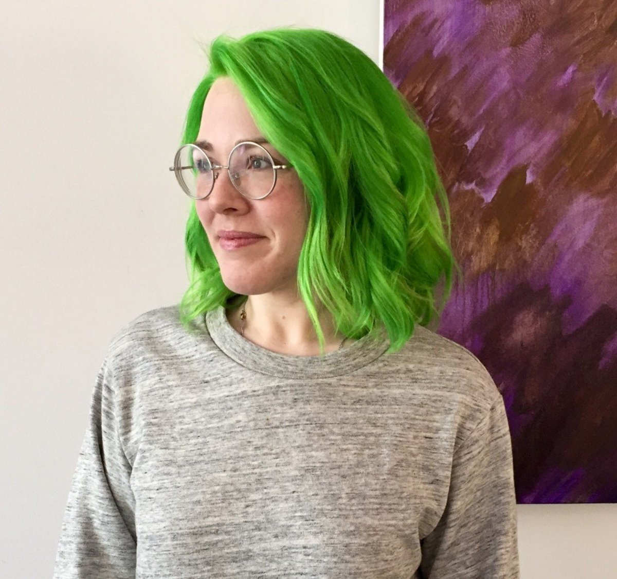 Hair DIY 5 Ideas For Green Hair And How To Do Them At