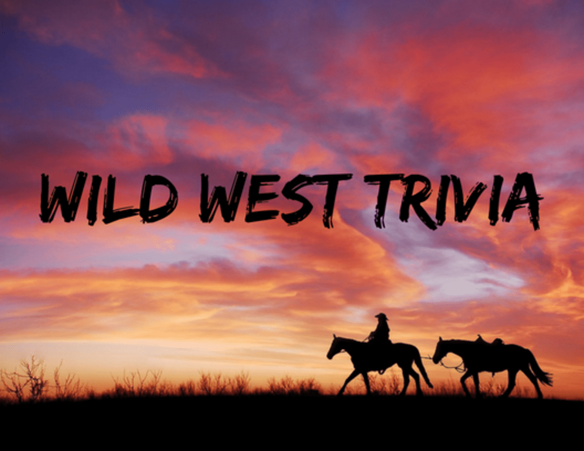 Country And Western Themed Quiz With Questions And Answers