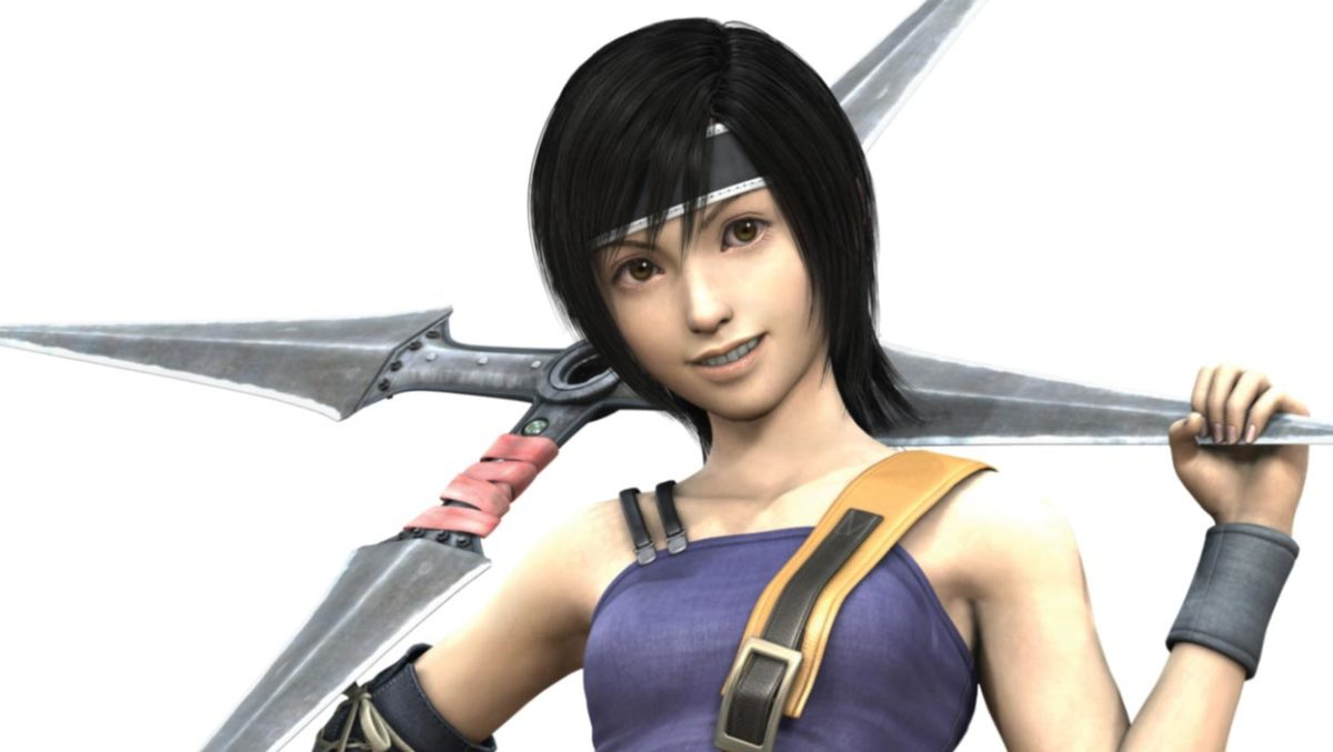 Top 10 Final Fantasy Girls LevelSkip