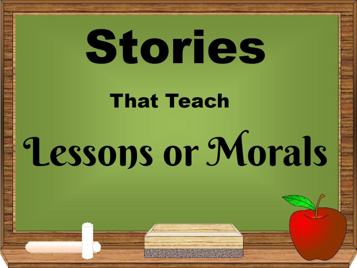 Moral Stories Short Narratives That Teach Life Lessons