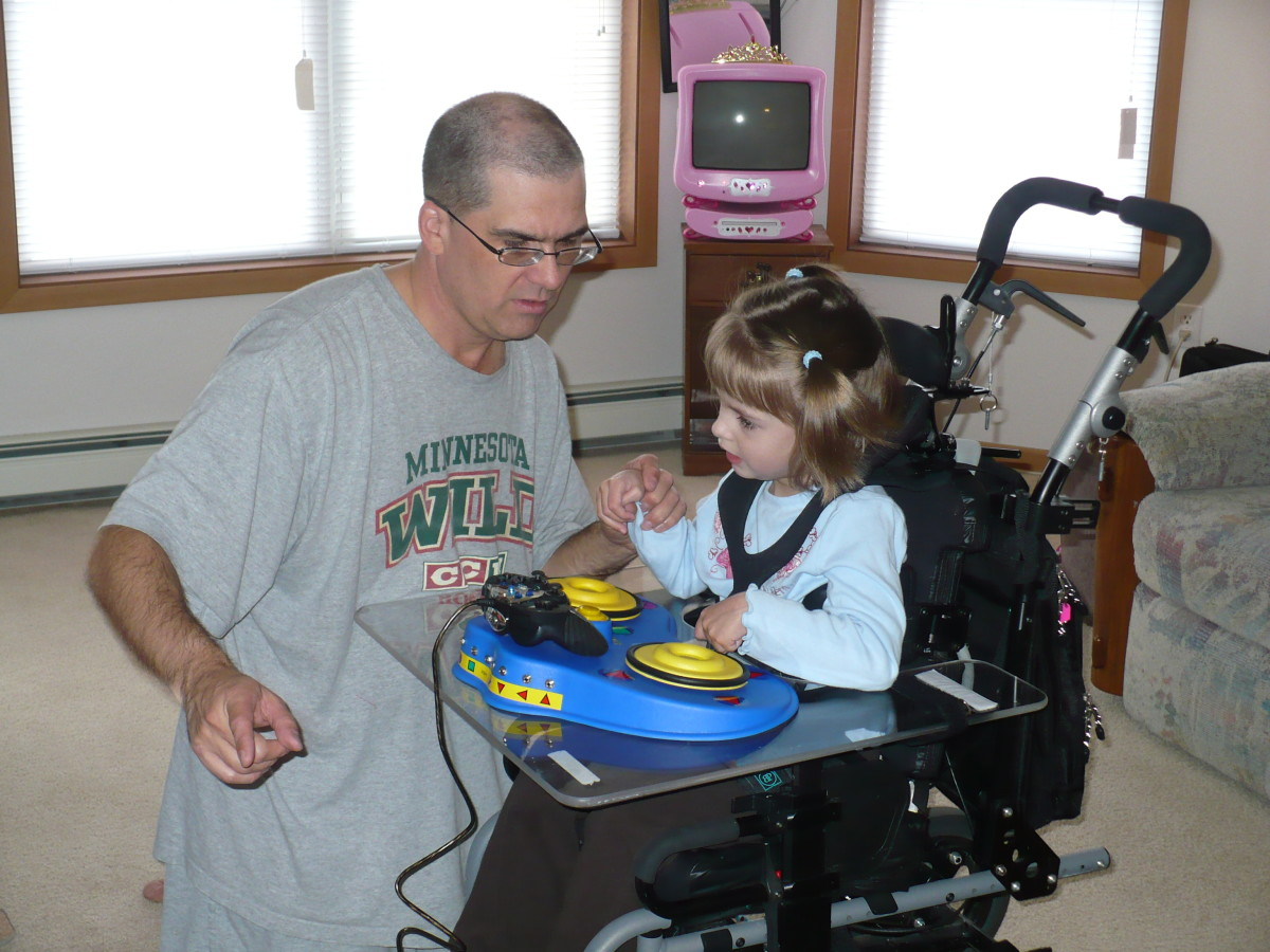 Finding Adaptive Toys For Special Needs Children