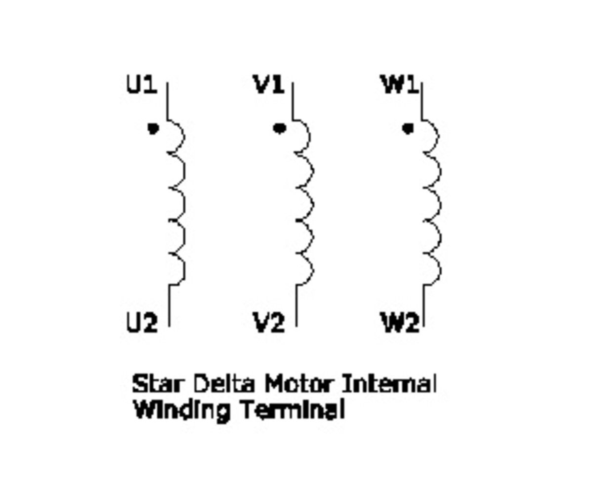 Using Star Delta Motor Control With Circuit Diagrams