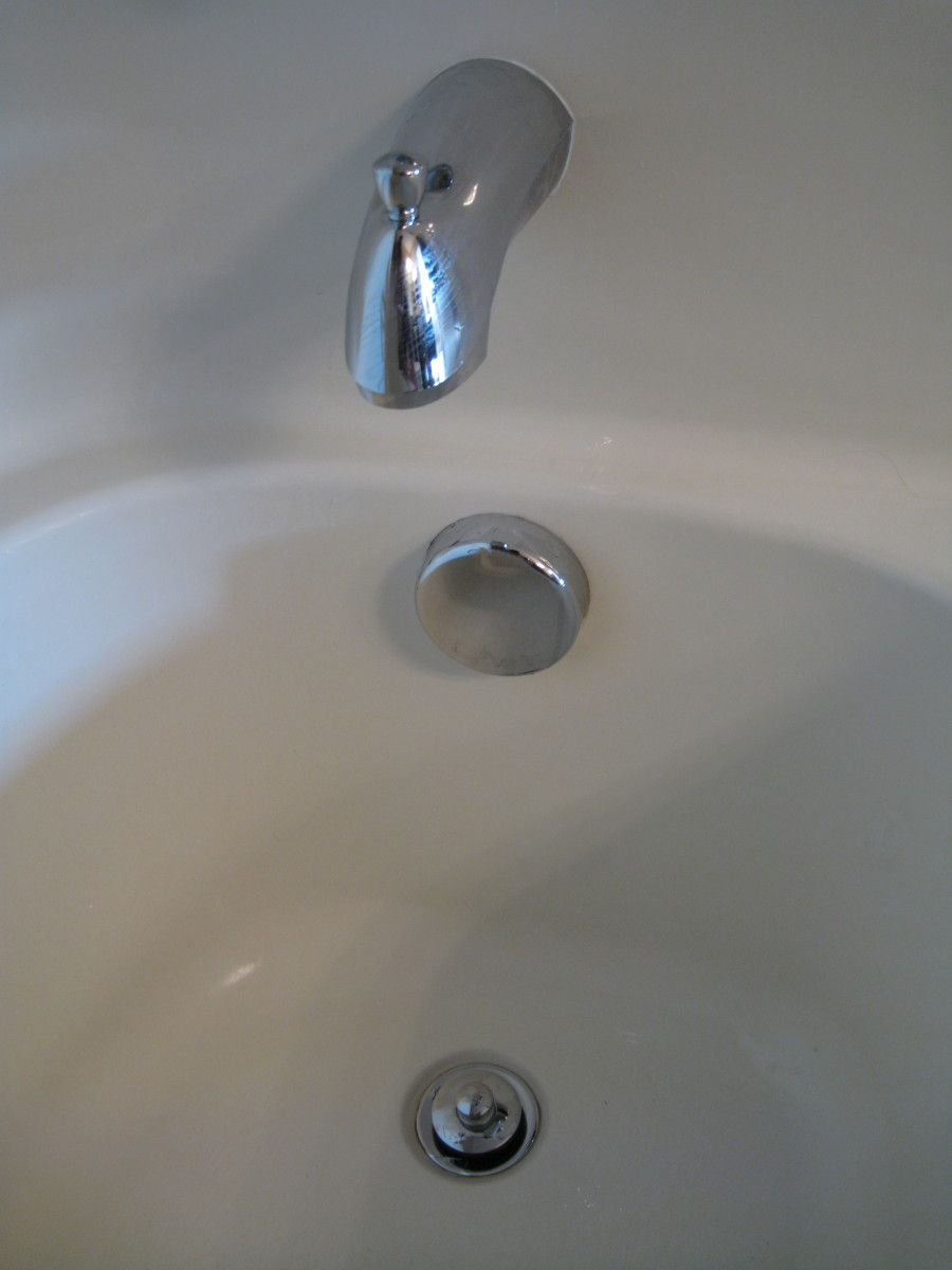 Image Result For How To Fix A Clogged Bathtub Drain
