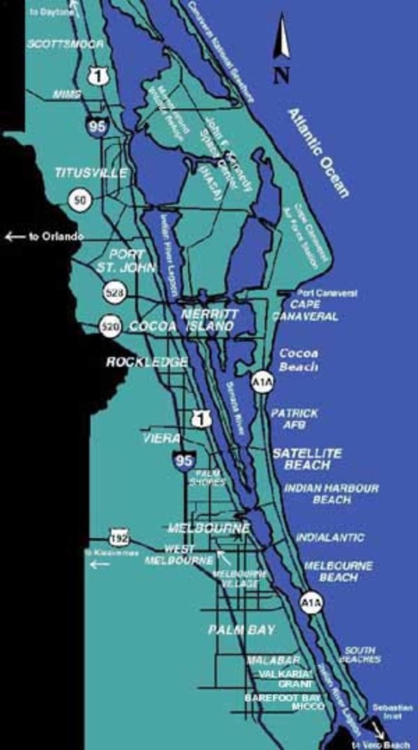 What To Do On Florida's Space Coast | hubpages