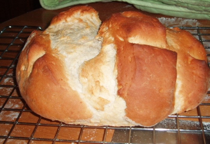 How To Make Authentic Italian Bread Recipes From Tuscany Pane