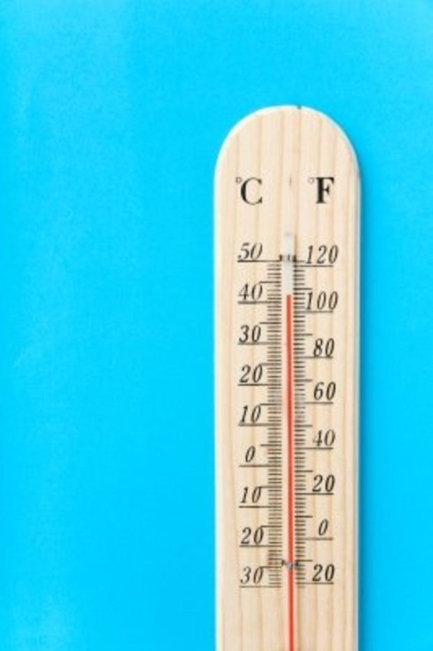 Temperature is a scale by which we measure the heat energy of atoms.