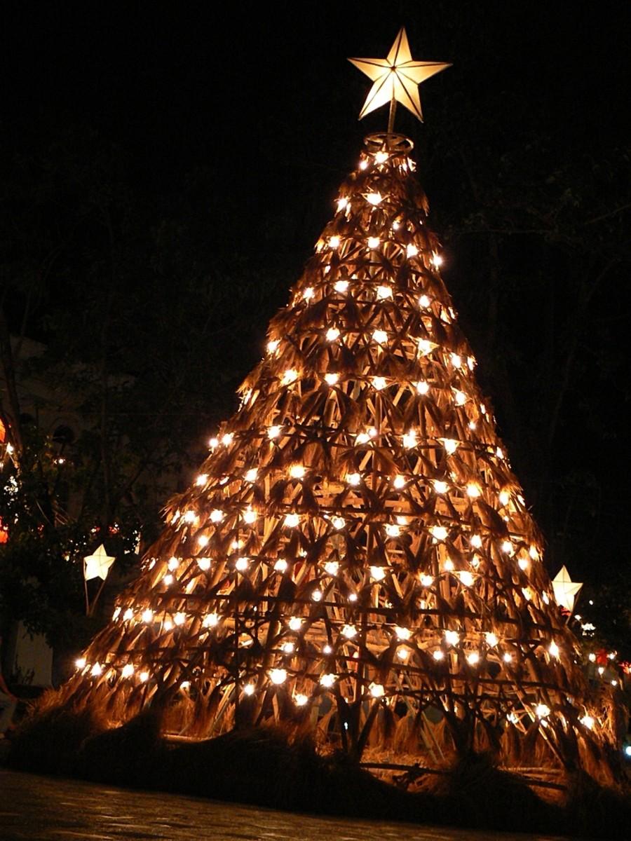 How To Make A Philippine Parol Filipino Christmas Star