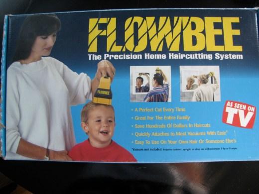 Flowbee Haircutting System 23850 Vacuum Hair Cutting