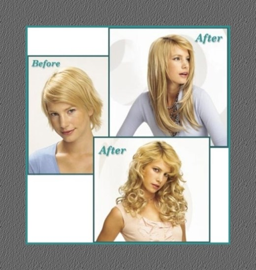 Hair extensions for really short hair the best hair 2017 how to clip in hair extensions for very short mypinkvanity pmusecretfo Choice Image
