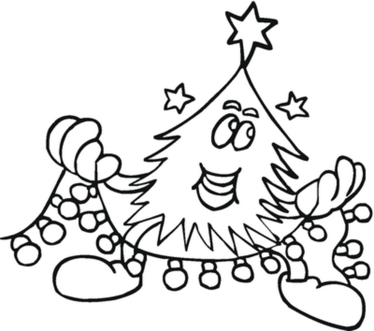 Online Christmas Light Printables