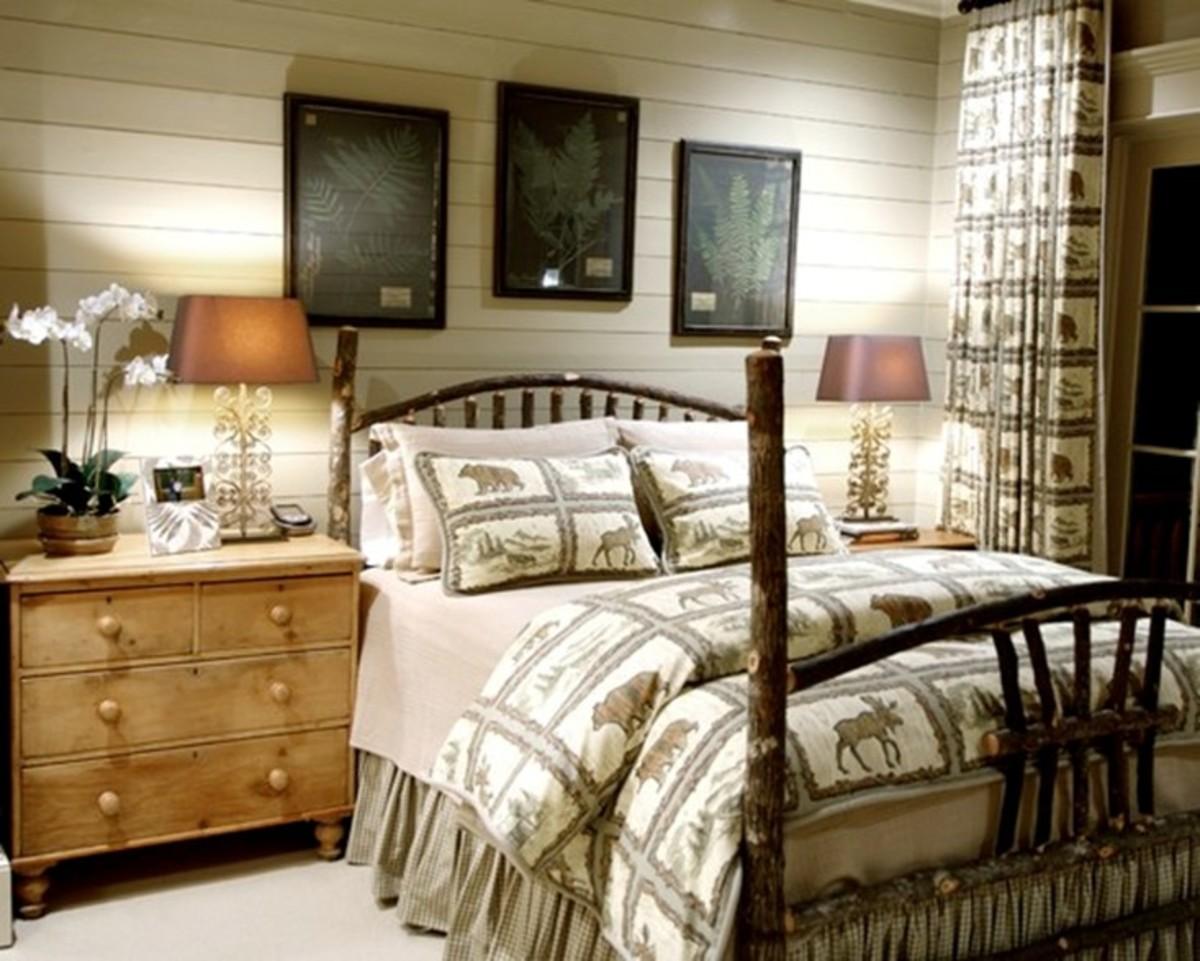 title | Rustic Guest Bedroom Ideas