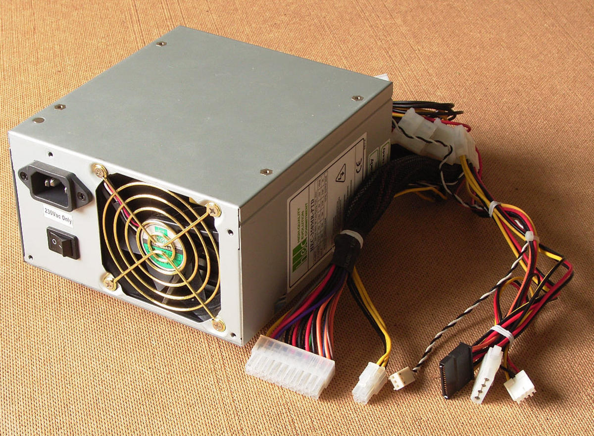 Basic Components Of A Power Supply Unit