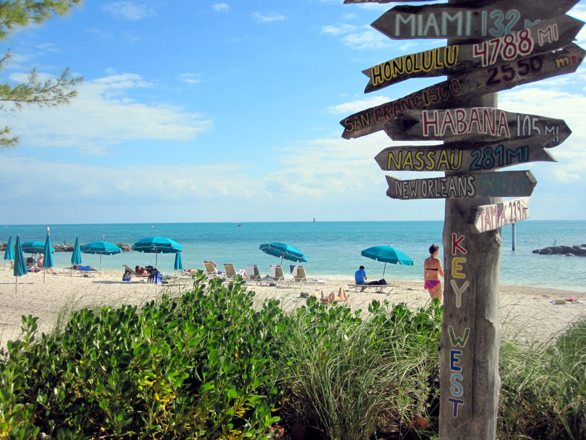 Fort Zachary Taylor Historic State Park In Key West