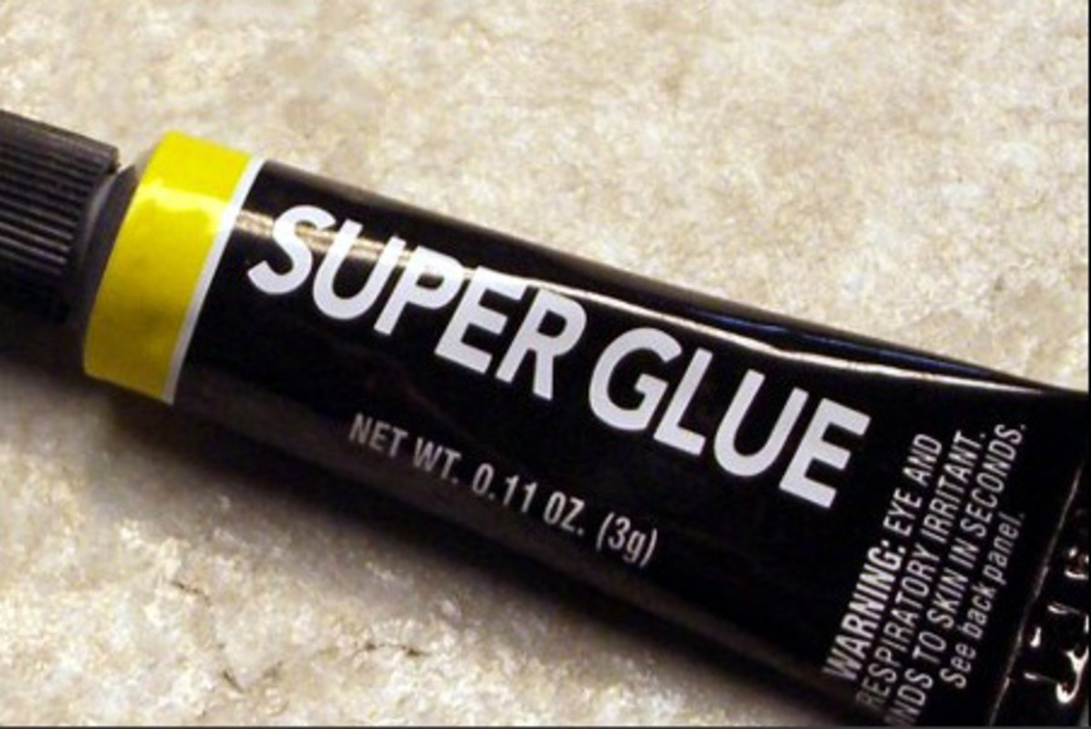 Tube of generic Super Glue