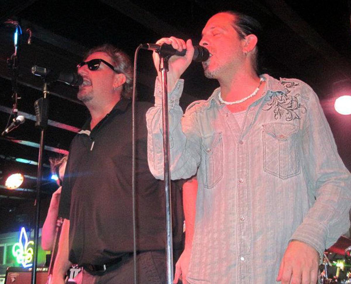 Eric Knight and Derek Hernandez of Rockbox