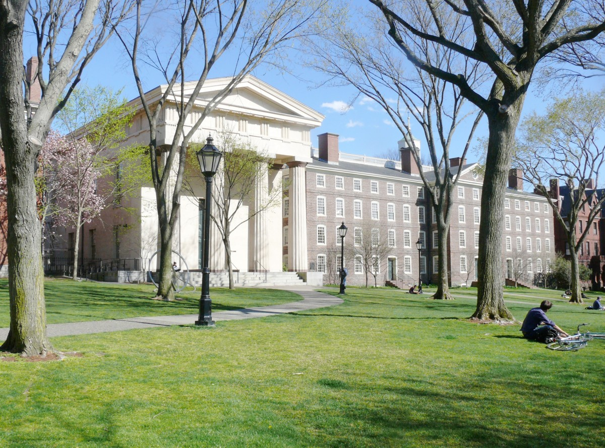 Manning Hall at Brown University