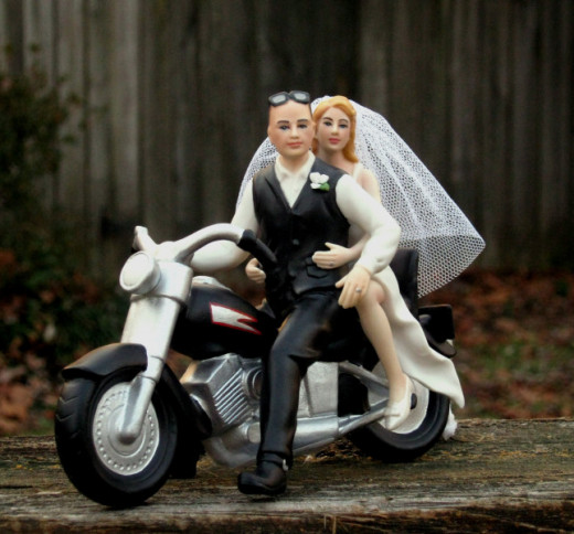 The Wedding Cake Topper A Personal And Artistic Choice
